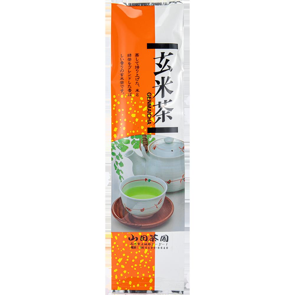 上級玄米茶
